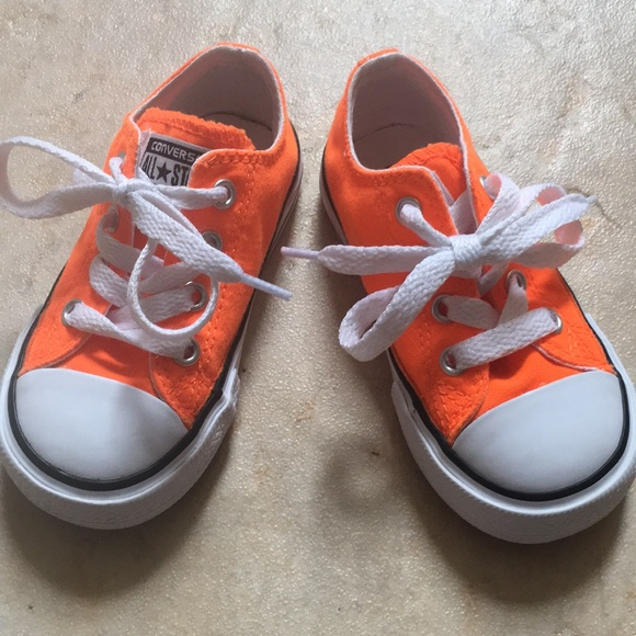 b23f637654a41d Converse Other - Toddler converse size 6
